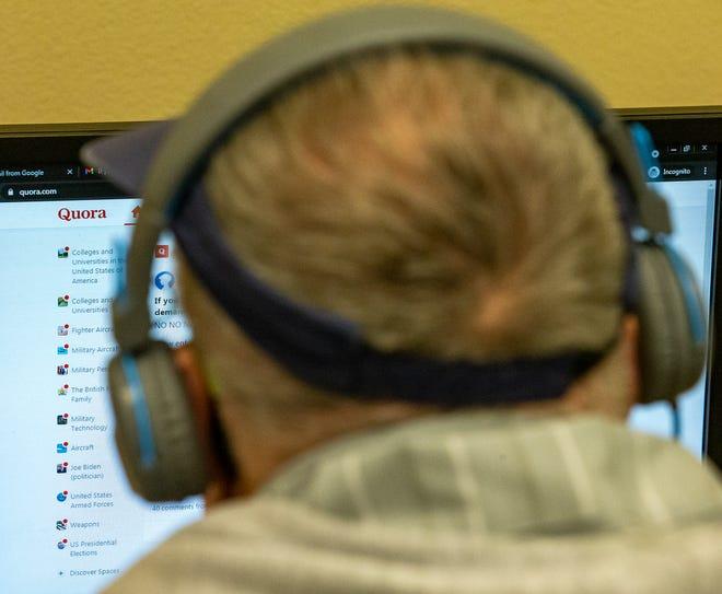 Workforce Solutions will conduct free virtual job fairs beginning Monday.