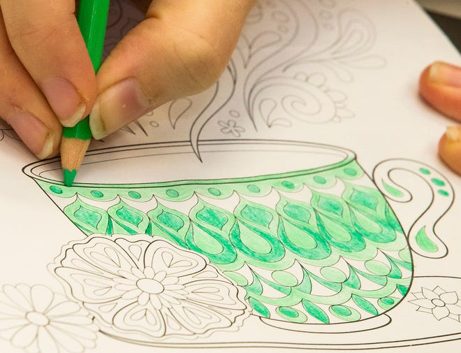 Adult Coloring is just one of many activities happening at local library branches. Check out this week's list.