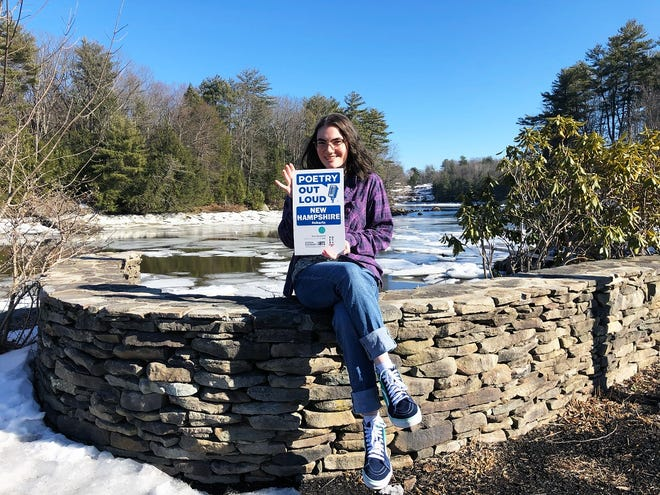 Lilla Bozek is the winner of the 2021 New Hampshire Poetry Out Loud High School Championship. She is a student at Newmarket High School.