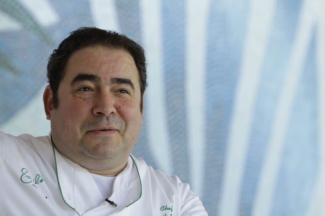 Chef Emeril Lagasse will headline a JWU virtual discussion on the future and recovery of the restaurant industry tonight. It's free and open to the public.