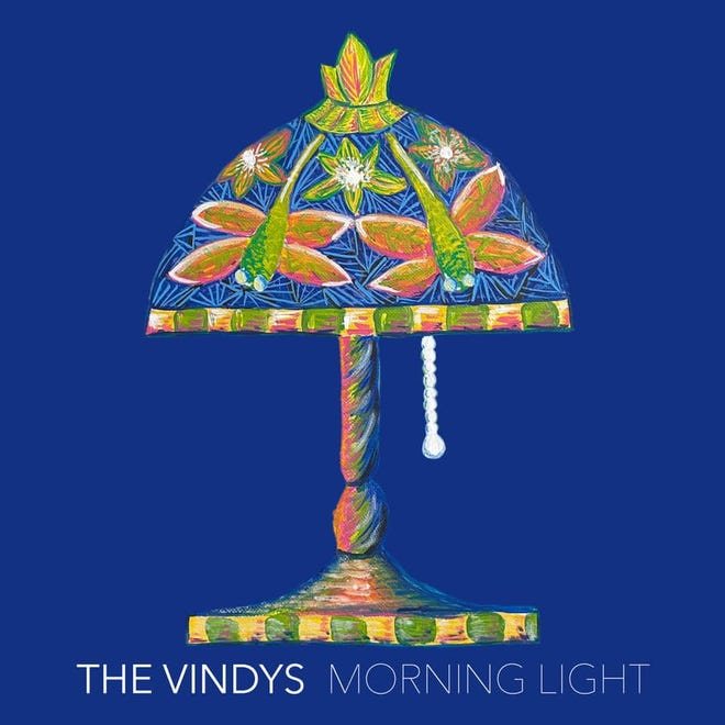 """Morning Light"" is the new single from The Vindys."