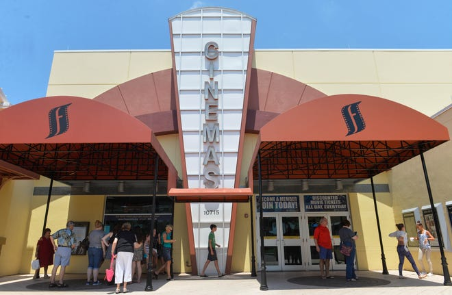 Lakewood Ranch Cinemas, pictured here in 2014, is set to reopen after temporarily closing in December amid the pandemic.