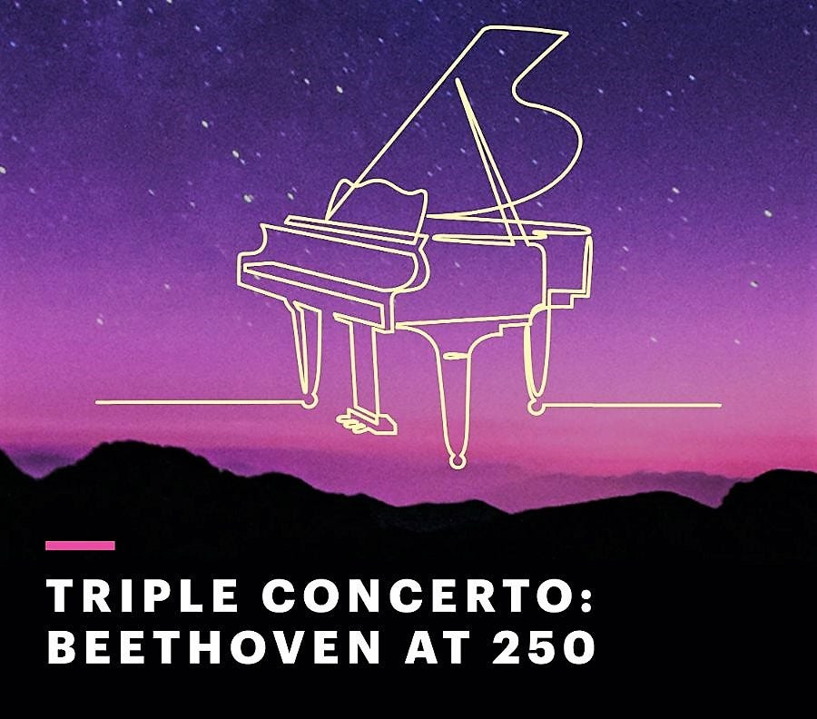 Roll on, Beethoven: Abilene Philharmonic guest artist trio talks Ludwig and more