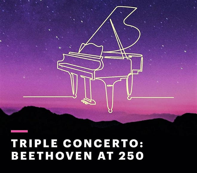 """The Abilene Philharmonic will perform Beethoven's """"Triple Concerto"""" twice Saturday at First Baptist Church."""