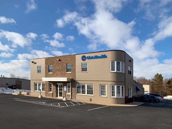 The new OhioHealth urgent care is open at 1820 E. Mansfield St. in Bucyrus.