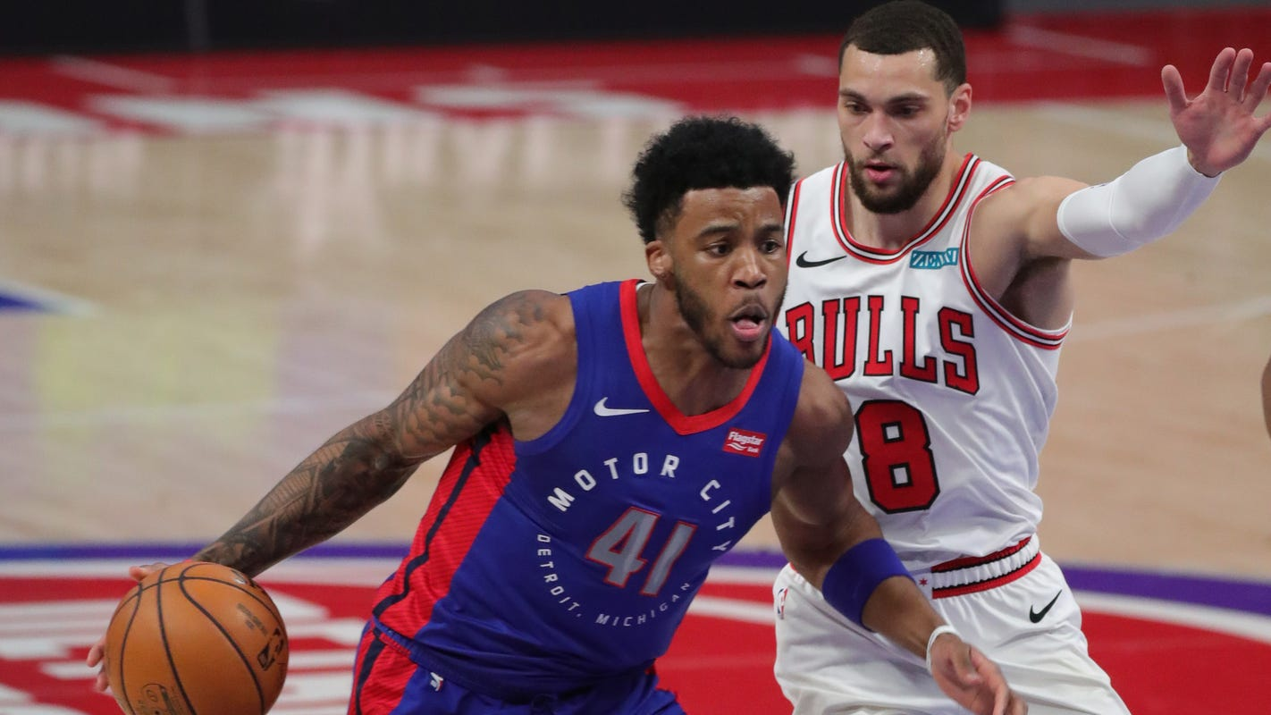 Detroit Pistons game vs. Chicago Bulls: Time, TV, more info
