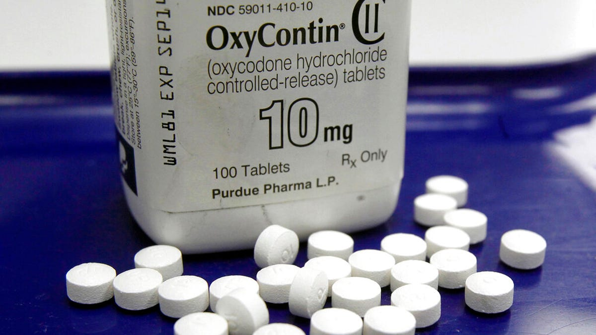 Nevada announces $45M settlement with McKinsey over opioids 2