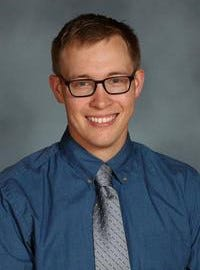 Jared Tedrick will become the new principal at St. Mary School in Marion for the 2021-2022 school year. He comes from Bishop Watterson High School in Columbus, where he teaches English.
