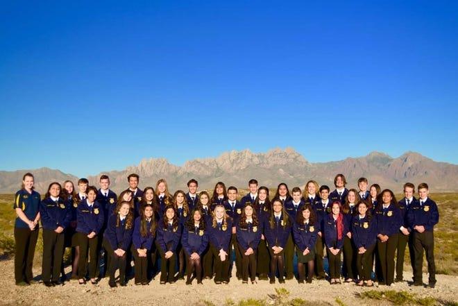 Centennial High School wins the National FFA 1 Star Chapter Award for the 2019-2020 school year.