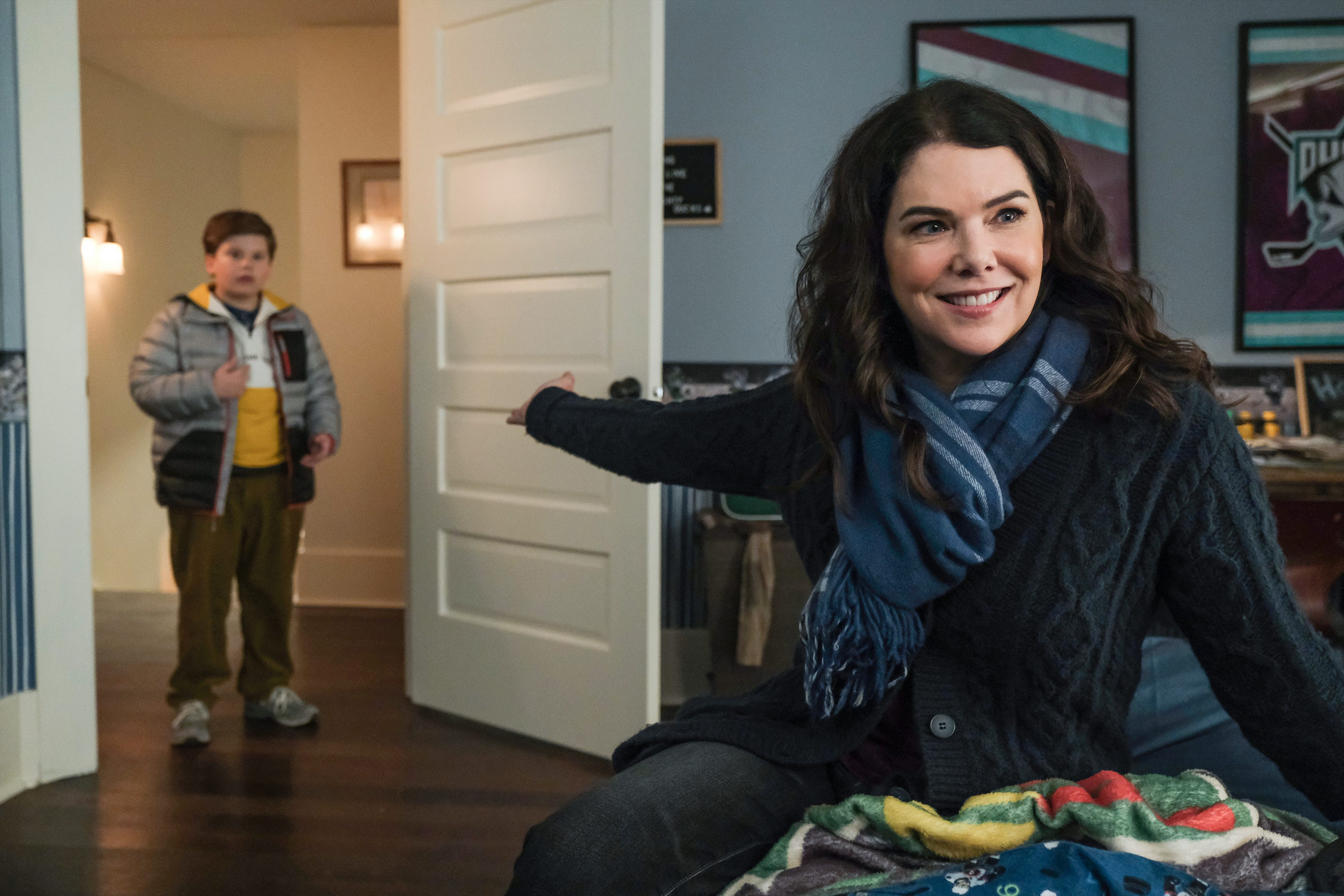 Why Lauren Graham and Emilio Estevez can t save cliched  The Mighty Ducks: Game Changers