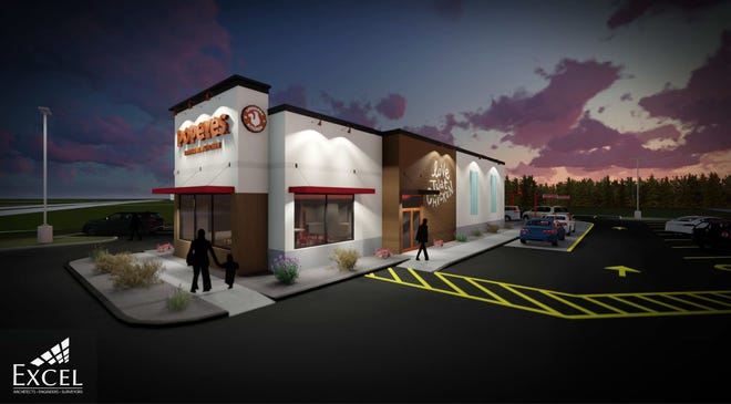 Plans have been submitted to the city of Sheboygan for a Popeyes fast-food chicken restaurant at 3207 S. Business Drive.