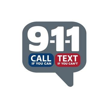 Text-to-9-1-1 option now available throughout South Dakota