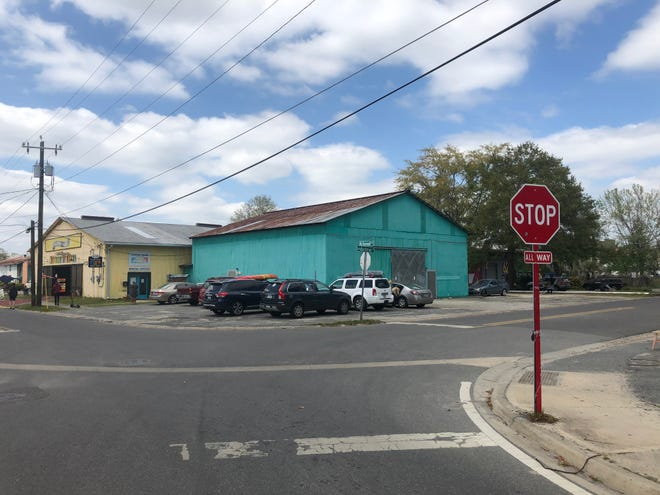 TLH Arts Inc. has identified a building in Railroad Square for a proposed performing arts-mixed use facility in its bid for CRA funding