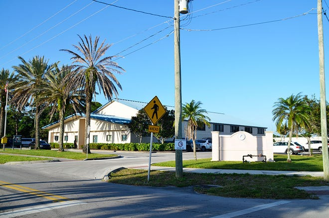 The Fort Pierce Recreation Center, located at 903 S. 21st St. in Fort Pierce, Fla., became a long-term COVID-19 vaccination site Monday, March 22, 2021.