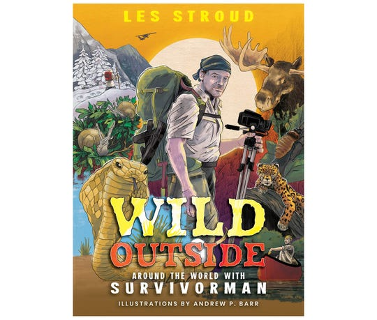 """Wild Outside: Around the World With Surviorman"""