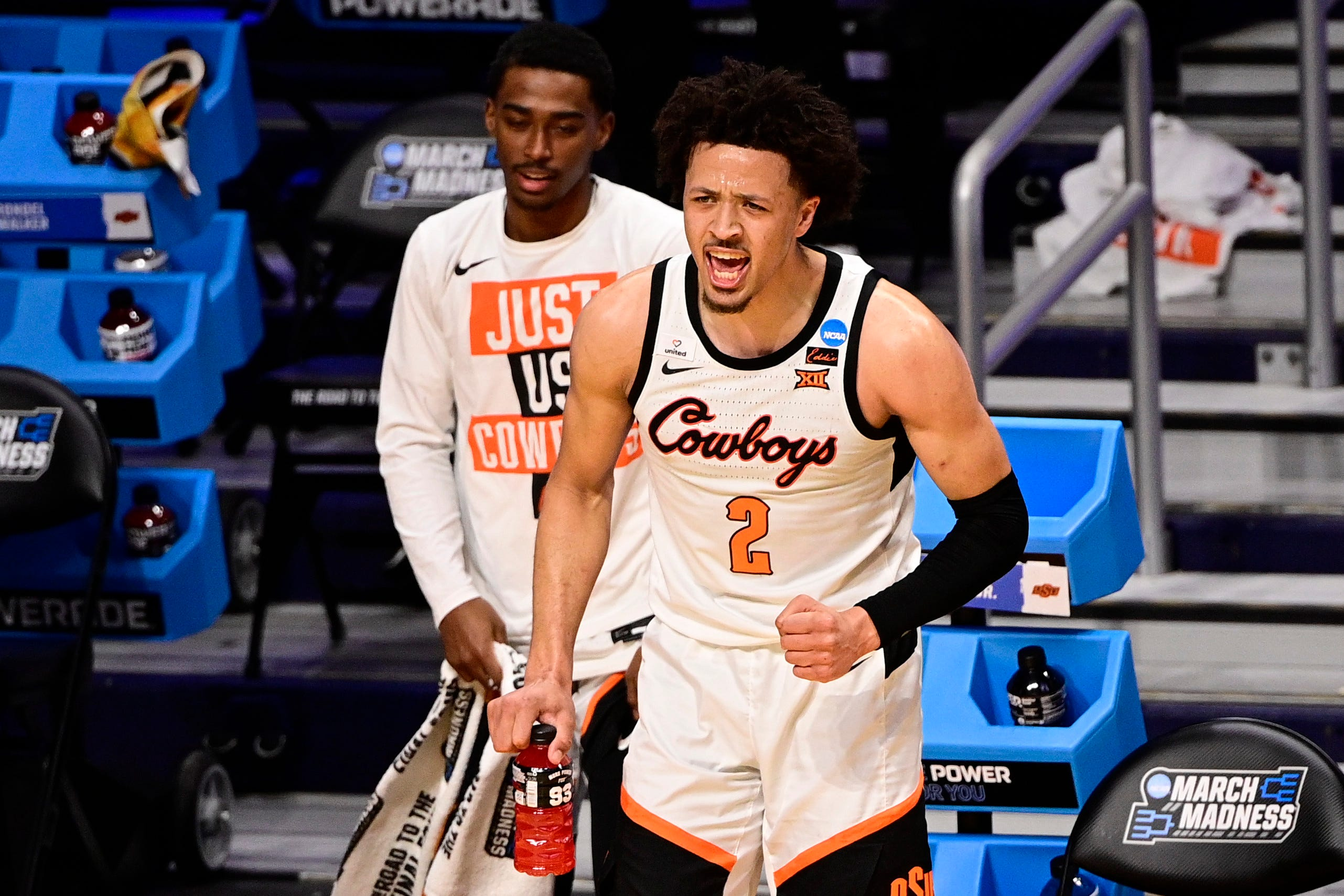 NBA Mock Draft 1.0: Cade Cunningham out front as No. 1 pick in loaded class