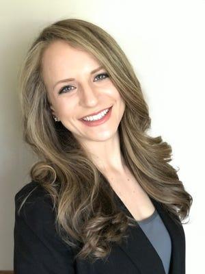 Jessica Gruber, a dentist in Germantown, Wisconsin