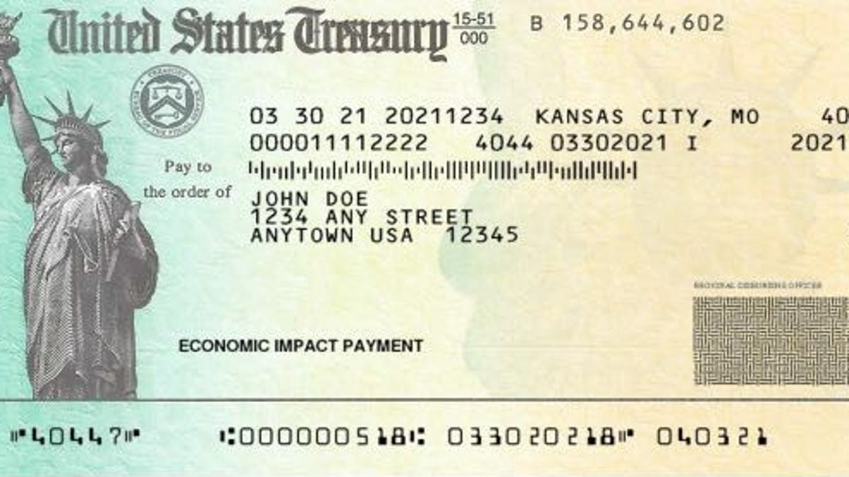 Stimulus Check Update When Will Plus Up Covid Payments Arrive