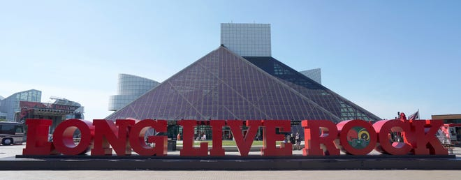 Cleveland's Rock and Roll Hall of Fame will be part of this year's NFL draft backdrop.