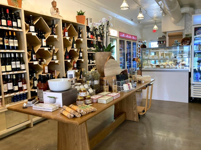 Tiny Grocer is a new neighborhood market on South Congress Avenue that opened recently with a curated selection of snacks, condiments, wines, fresh produce and some prepared foods.