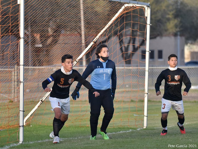 Alice boys soccer