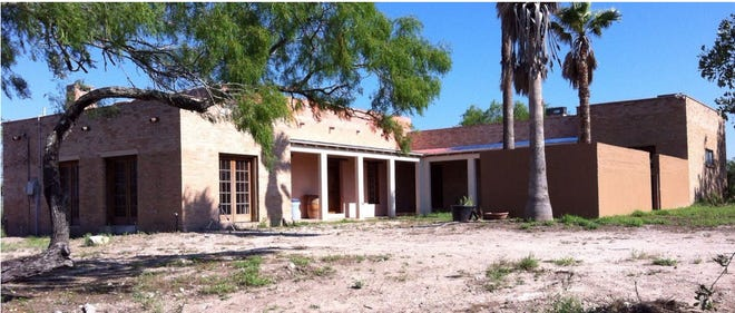 The historic Rancho Las Animas in Duval County is up for sale.