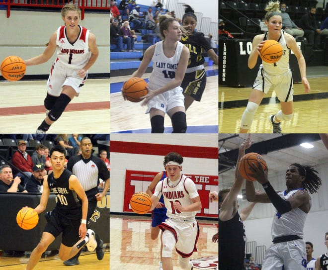 A number of area basketball players were named to the All-Lake Country Conference team following a successful 2020-21 campaign.