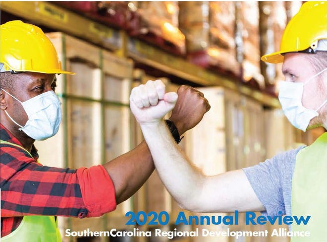 2020 was a monumental year for economic development in Hampton County.
