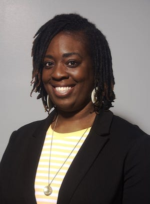 Principal Monique Smalls