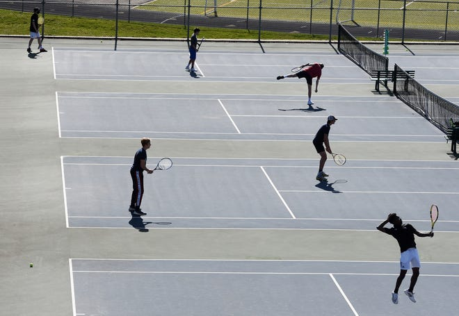 Quaker Valley's tennis team is hoping its depth will lead to a run at a WPIAL team title and a shot at a state championship