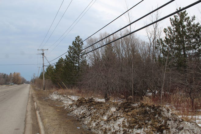 The city council, in a special meeting March 15, voted unanimously to split a parcel of property owned by the City of Cheboygan on Western Avenue into two parcels. The city will now accept sealed bids for the five acre portion of the 16.3 acre parcel that was divided off.