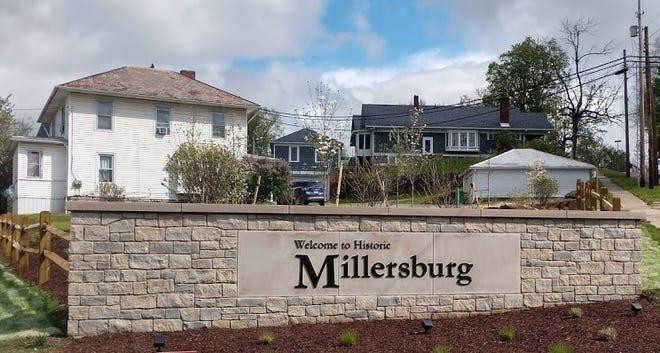 The Village of Millersburg.