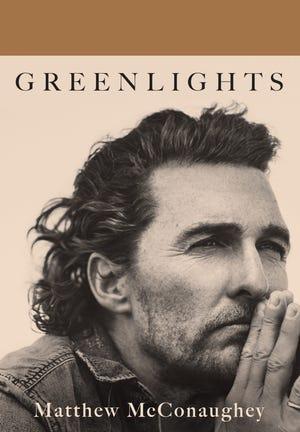 """Greenlights"" by Matthew McConaughey"