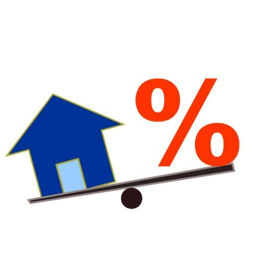 Mortgage rates rose for all types of loans compared to a week ago.