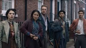 "Sir Arthur Conan Doyle's Baker Street gang is reimagined in dark mystery series, ""The Irregulars."""