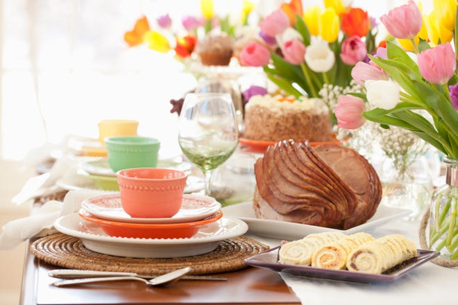 Spring is finally here and it's time to make plans for your Easter dinner.