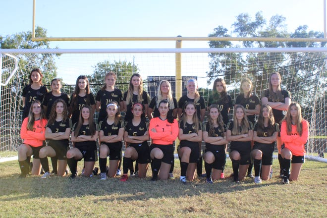 The Olympic Heights girls soccer team finished second in Class 6A with a 3.854 GPA.