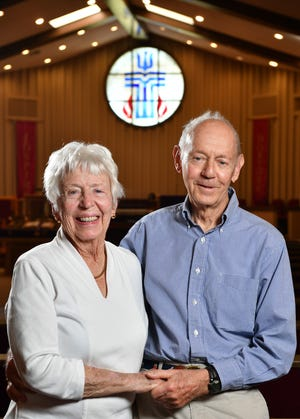 Judy and Bill Kraut of Venice have been collecting surplus medical supplies since 2003 for Project C.U.R.E. The Krauts are hoping to pass the torch and find someone who will continue to coordinate shipments from Sarasota.
