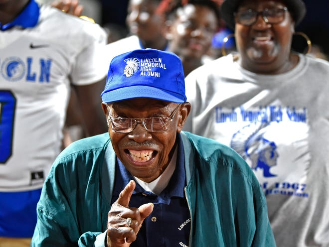 Florida High School Athletic Association Hall of Fame coach Eddie Shannon, of Palmetto, is still going strong – he celebrated his 99th birthday earlier this month.
