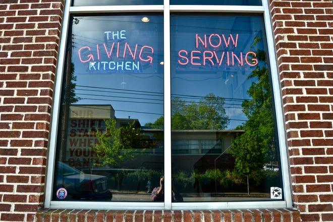 The Giving Kitchen, founded in Atlanta and expanding to Nashville, helps food service workers in crisis. (Courtesy Giving Kitchen)