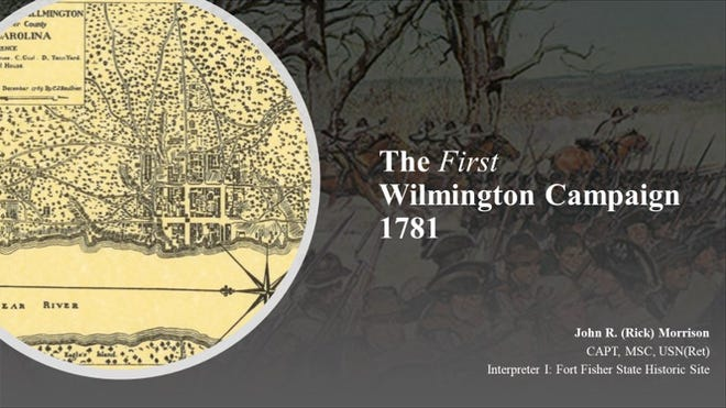 The First Wilmington Campaign 1781