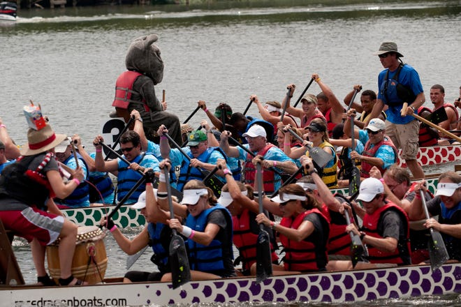 The Gadsden-Etowah Habitat for Humanity Dragon Boat Festival has been canceled for the second straight year with hopes for the event's return in 2022.
