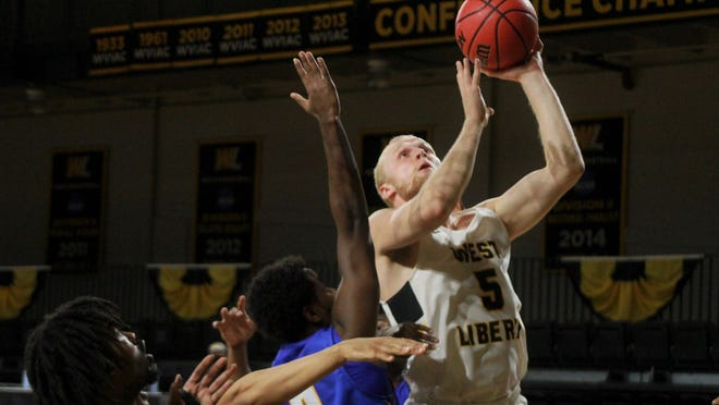 West Liberty University men's basketball standout Dalton Bolon was named Tuesday to the National Association of Basketball Coaches (NABC) Division II All-America Team.