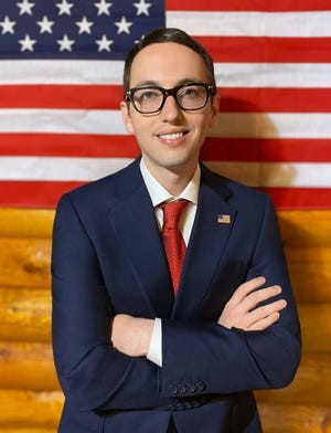 Michael Deel, a 38-year-old corporate analyst and political columnist from Fort Smith, has announced his bid for U.S. Senate.