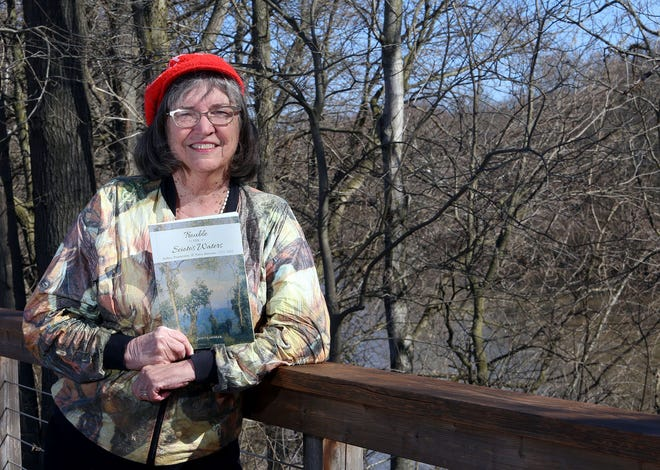 """Janet Shailer of Grove City has written a book titled """"Trouble on Scioto's Waters: Soldiers, Frontiermen, & Native Americans, 1725-1815."""""""