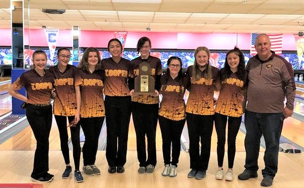 The Cooper Jaguars are 2021 KHSAA team champions
