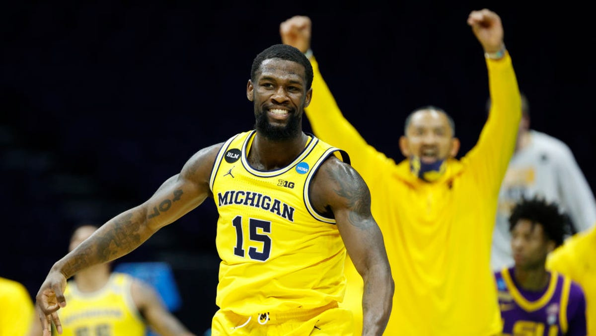'It only gets more fun from here': Michigan outlasts relentless LSU, advances to Sweet 16 2