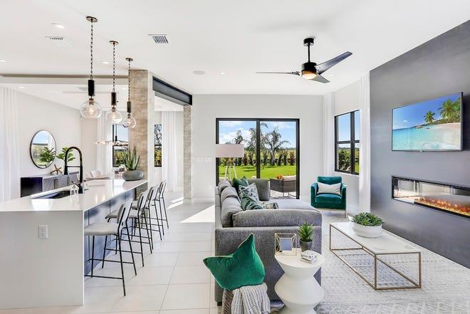 Silverwood at Maple Ridge by CC Homes- Balboa home design