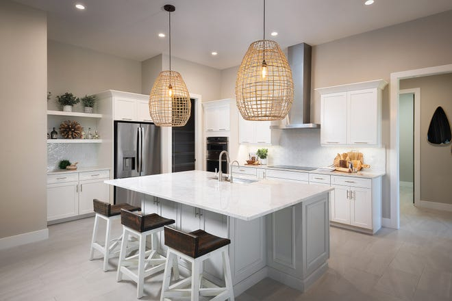 Palm Beach model kitchen