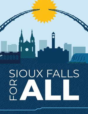 Sioux Falls for All logo